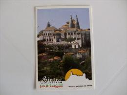 Câmara Municipal De Sintra Palácio Nacional De Sintra Portugal Portuguese Pocket Calendar 1989 - Calendari