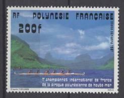Polynésie PA N° 162  Luxe ** - Airmail