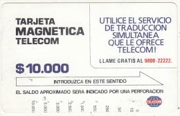 COLOMBIA(Tamura) - SimultaneusTranslation, Used - Colombia