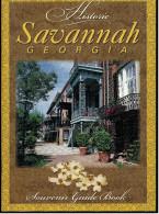 Broschüre / Heft : Savannah / Georgia / USA  -  Eine Beschreibung Mit Bildern - Nord- & Südamerika