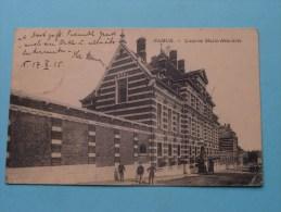 CASERNE Marie-Henriette () Anno 1915 ( Zie Foto´s Voor Details ) !! - Namen