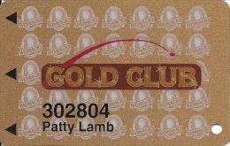 Womacks Casino Cripple Creek CO Slot Card (Printed) - Casino Cards