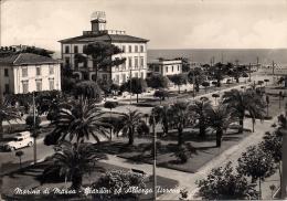 MARINA DI MASSA   Fg   Hotel Tirreno - Massa