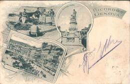 RICORDO DI GENOVA - F/P  -  V - I - Genova (Genua)