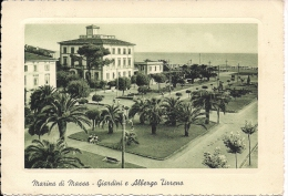 MARINA DI MASSA   Fg   Giardini - Massa