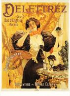 PARFUMERIE PARIS-REPRODUCTION - Pubblicitari
