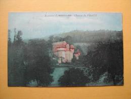 CAZOULES. Le Château Du Saulou. - Sonstige Gemeinden