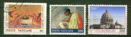 """Choeur D'anges: Tableau De Mainardi - VATICAN - Chapelle Sixtine: Lunette """"Asa"""" - Basilique Saint Pierre De Rome - Vaticano (Ciudad Del)"""