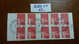 Carnet N° 3085-C1 Avec Oblitèration Cachet à Date De 1997  TTB - Carnets