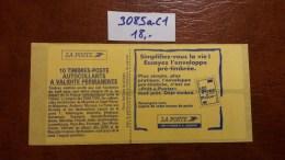 Carnet N° 3085a-C1 Avec Oblitèration Cachet à Date De 1997  TTB - Definitives