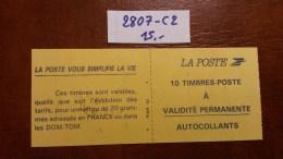 Carnet N° 2807-C2 Avec Oblitèration Cachet à Date De 1993  TTB - Carnets
