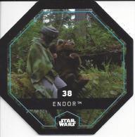 STAR WARS - Jeton Leclerc Cosmic Shells N° 38 - ENDOR - Autres Collections