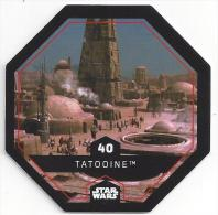 STAR WARS - Jeton Leclerc Cosmic Shells N° 40 - TATOOINE - Autres Collections