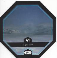 STAR WARS - Jeton Leclerc Cosmic Shells N° 41 - HOTH - Autres Collections