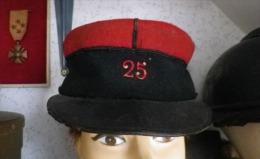 Képi Foulard De Sous-officier , 14-18,  Coiffure, Chapeau, Casque, Képi, - 1914-18