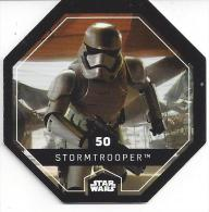 STAR WARS - Jeton Leclerc Cosmic Shells N° 50 - STORMTROOPER - Autres Collections