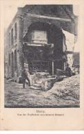 -> Carte De Franchise Militaire D'Allemagne Illustrée Brasserie Candelier (Bucoy) Bombardée, Cuve ; Brauerei (1916) - Biere