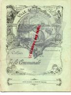 03 - MONTLUCON - 1932- CAHIER ECOLE COMMUNALE VILLE DE MONTLUCON- ACADEMIE DE CLERMONT- - Unclassified