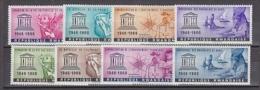 Rwanda 1966  Unesco 8v ** Mnh (26806E) - Rwanda