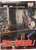 REVUE MER ET COLONIES - NOV-DEC. 1942- PETAIN- TERRE NEUVAS- PITA AFRIQUE- BARON MALOUET- IMPRIMERIE RIVOIRE LYON - Books, Magazines, Comics