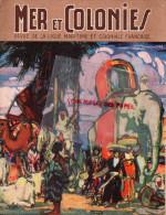 REVUE MER ET COLONIES - 2E TRIMESTRE 1943- JULES FERRY-L. PRIEUR- LANDOLPHE CORSAIRE DUCLERC RIO DE JANEIRO- VOLLENHOVEN - Books, Magazines, Comics