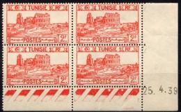 TUNISIE  - N° 217** - AMPHITHÉÂTRE D´EL DJEM - Tunisie (1888-1955)
