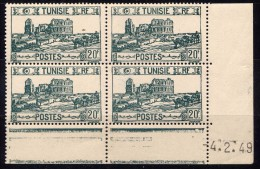 TUNISIE  - N° 294** - AMPHITHÉÂTRE D´EL DJEM - Tunisie (1888-1955)