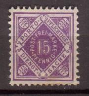 Württemberg , Dienstmarke , 1917 , Mi.Nr. 131 * Ohne Gummi - Wuerttemberg