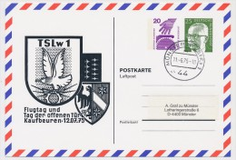 """ALLEMAGNE - 1 CP Entier """"Flugtag Und Tag Den Offenen Tür - Kaufgeuren - 12.07.1975"""" - [7] Federal Republic"""