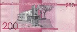 DOMINICAN REPUBLIC P. 191 200 P 2014 UNC - Repubblica Dominicana