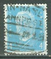 DEUTSCHES REICH 1931: Mi 454 / YT 401A, O BAHNPOST - KOSTENLOSER VERSAND AB 10 EURO - Germania