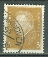 DEUTSCHES REICH 1928: Mi 410 / YT 401, O BAHNPOST - KOSTENLOSER VERSAND AB 10 EURO - Germania