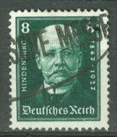 DEUTSCHES REICH 1927: Mi 402 / YT 394, O - KOSTENLOSER VERSAND AB 10 EURO - Germania