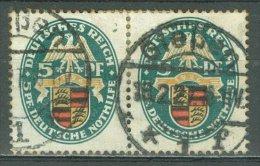 DEUTSCHES REICH 1926: Mi 398 / YT 390, O - KOSTENLOSER VERSAND AB 10 EURO - Germania