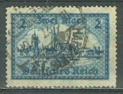 DEUTSCHES REICH 1924-27: Mi 365 / YT 356, O - KOSTENLOSER VERSAND AB 10 EURO - Germania
