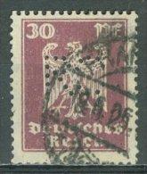 DEUTSCHES REICH 1924-25: Mi 359 / YT 352, PERFIN, O - KOSTENLOSER VERSAND AB 10 EURO - Germania