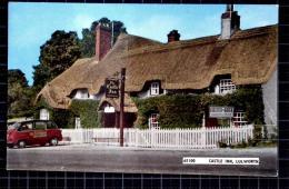 Postcard, Castle Inn, Lulworth - Inglaterra