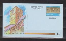 ESPAÑA 1986. AEROGRAMAS. NUEVO - MNH ** - Ongebruikt