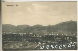 Mehlem V.1914 Teil-Stadt-Ansicht (20305) - Bonn