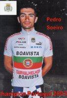 3116 CP  Cyclisme  Pedro Soeiro - Cycling