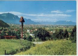 DORNBIRN Gartenstadt - Panorama M. Blick Gegen Schweizerberge - Dornbirn