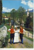 BREGENZERWÄLDER TRACHTEN GRUPPE - - Österreich