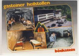 BÖCKSTEIN - Gasteiner Heilstollen, Mehrbildkarte - Böckstein