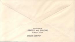 MARIANO MORENO RARISIMO TOP COLLECTION PRIMER DIA DE EMISION 23 DE FEBRERO DE 1946  SOBRE EMITIDO POR GUNTHER VON PIRKEN - Postkaarten