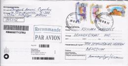 Aangetekend Rusland - Lettres & Documents