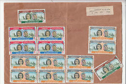 Jordan: Large Registered Cover, Amman To Goldalming, UK, 13-15 Nov 1973 - Jordan