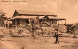 CONGO BELGE : LEOPOLDVILLE, Habitation Du Juge - Congo Belge - Autres