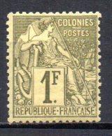 5/ Emission Générale   : N° 59  Neuf X  , Cote : 100,00 € , Disperse Belle Collection ! - Alphée Dubois