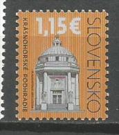 Slovakia 2015. Definitive 1.15 EUR MNH - Slovakia