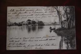 TONKIN - HANOI, Pagode Et Pont Du Petit Lac - Vietnam